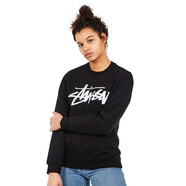 Stüssy - Old Stock Crew Sweater
