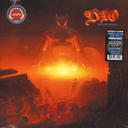Dio - Last In Line Clear Blue Vinyl Edition
