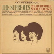 Supremes, The - We Remember Sam Cooke