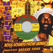 Danny Clarke / Upsetters, The - Nuh Fe Run It Down / Run Down Version