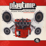 V.A. - Playtime Records - 10 Pure 70's Jazz-Funk Tracks