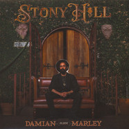 Damian Marley - Stony Hill  Colored Vinyl Edition