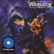 Warlock - Triumph And Agony Blue Vinyl Edition