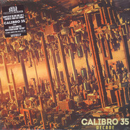 Calibro 35 - Decade Black Vinyl Edition