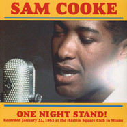 Sam Cooke - One Night Stand! At The Harlem Square Club