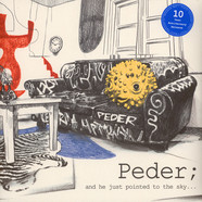 Peder - And He Just Pointed To The Sky Blue Vinyl Edition