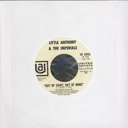 Little Anthony & The Imperials - Out Of Sight, Out Of Mind / Summer's Comin' In