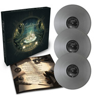 Nightwish - Decades (Best Of 1996-2015) Silver Vinyl Edition