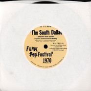 V.A. - The South Dallas Pop Festival 1970 (Addendum)