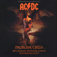 AC/DC - Problem Child - The Legendary Broadcast - London 1977 - Colored Vinyl Edition