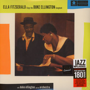 Ella Fitzgerald - Sings The Duke Ellington Songbook