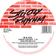 K.C.Y.C. (Kerri Chandler) - Under Control