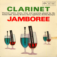 Acker Bilk, Sandy Brown, Terry Lightfoot, Archie Semple - Clarinet Jamboree