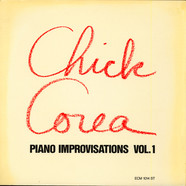 Chick Corea - Piano Improvisations Vol. 1
