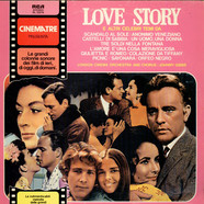 London Cinema Orchestra, The / Johnny Gibbs - Love Story E Altri Celebri Temi D'Amore