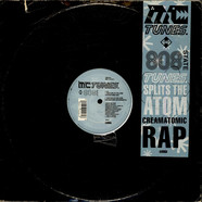 MC Tunes Versus 808 State - Tunes Splits The Atom (Creamatomic Rap)