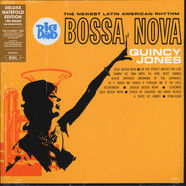 Quincy Jones - Big Band Bossa Nova Gatefold Sleeve Edition