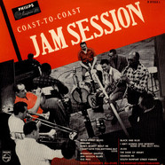 Eddie Condon And His All-Stars / The Rampart Street Paraders - Jam Session Coast-to-coast