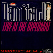 Damita Jo - Damita Jo Recorded Live At The Diplomat