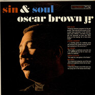 Oscar Brown Jr. - Sin & Soul