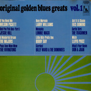 V.A. - Original Golden Blues Greats Vol. 1