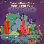 V.A. - Original New York Rock & Roll Vol.1