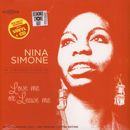 Nina Simone - Best Of RSD 2018 Orange Vinyl Edition