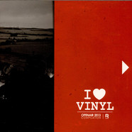 V.A. - I Love Vinyl - Open Air 2013 Compilation