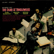 Duke Ellington • The Boston Pops Orchestra • Arthur Fiedler - The Duke At Tanglewood