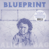 Alice Bag - Blueprint Blue Vinyl Edition