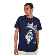 Notorious B.I.G. - Biggie Crown Face T-Shirt