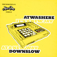 Atwashere meets Downslow - It's A New Jay / At A New Way Limited Edition