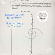 Ursula K. Le Guin & Todd Barton - Music And Poetry Of The Kesh