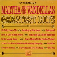 Martha Reeves & The Vandellas - Greatest Hits