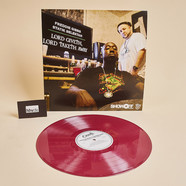 Freddie Gibbs & Statik Selektah - Lord Giveth, Lord Taketh Away Red Vinyl Edition