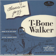 T-Bone Walker - Classics In Jazz