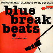 V.A. - Blue Break Beats Volume Two