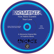 Momenta - Your Love Feat. Niara Scarlett