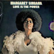 Margaret Singana - Love Is The Power
