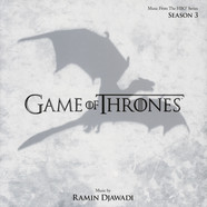 Ramin Djawadi - OST Game Of Thrones : Season 3 Red Vinyl Edition