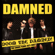 Damned - Doom The Damned!: The Chaos Years 1977-1982