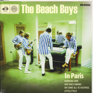 Beach Boys - In Paris With Andy Williams  EP