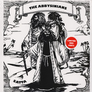 Abyssinians, The - Satta Red Vinyl Edition