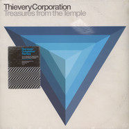 Thievery Corporation - Treasures From The Temple Black Vinyl Edition
