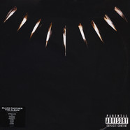 Kendrick Lamar - OST Black Panther - Music From And Inspired By
