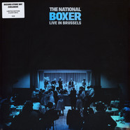 National, The - Boxer Live In Brussels Clear Vinyl Edition