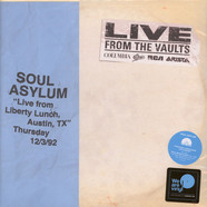 Soul Asylum - From The Vaults: Live From Liberty Lunch Austin TX 12/3/92