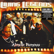 Living Legends - Almost Famous Picture Disc Edition