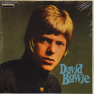 David Bowie - David Bowie Blue & Red Vinyl Edition