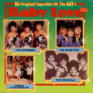 V.A. - Baby Love (16 Original Superhits Of The 60's)
